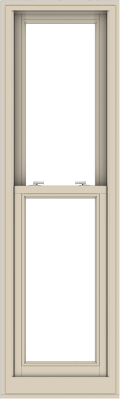 WDMA 20x66 (19.5 x 65.5 inch)  Aluminum Single Hung Double Hung Window without Grids-2