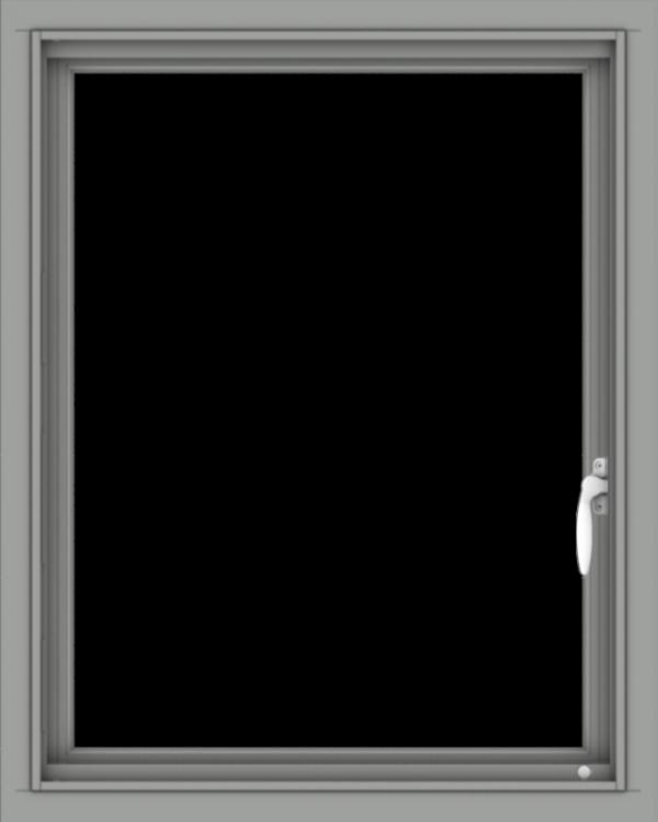 WDMA 24x30 (23.5 x 29.5 inch) Aluminum Push out Casement-2