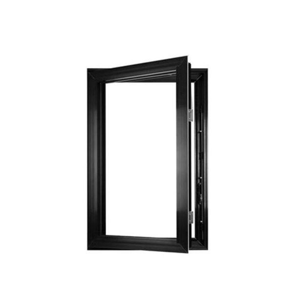WDMA aluminium bay window