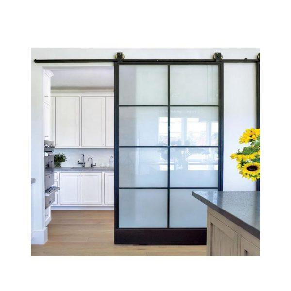 China WDMA Aluminium Sliding Door Interior Room Divider