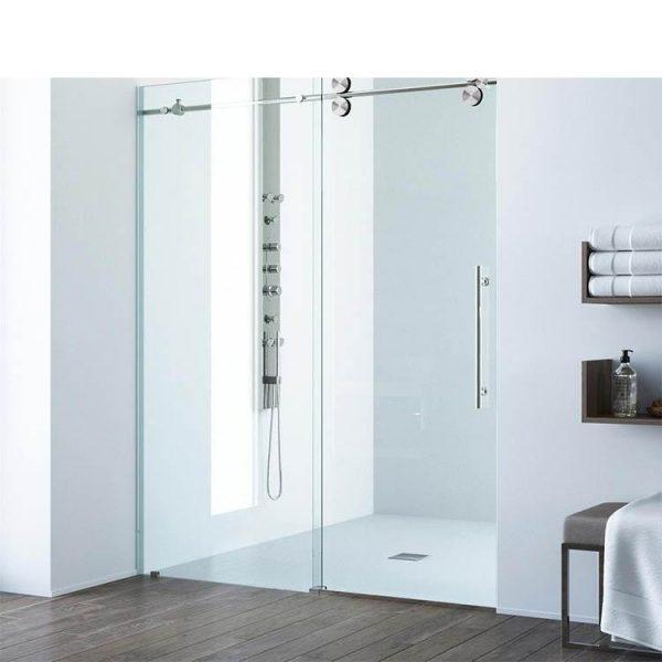 WDMA 8mm Glass China Toilet Bathroom Designs Sex Shower Room Shower Cabinshower Enclosure Prefabricated Bathroom
