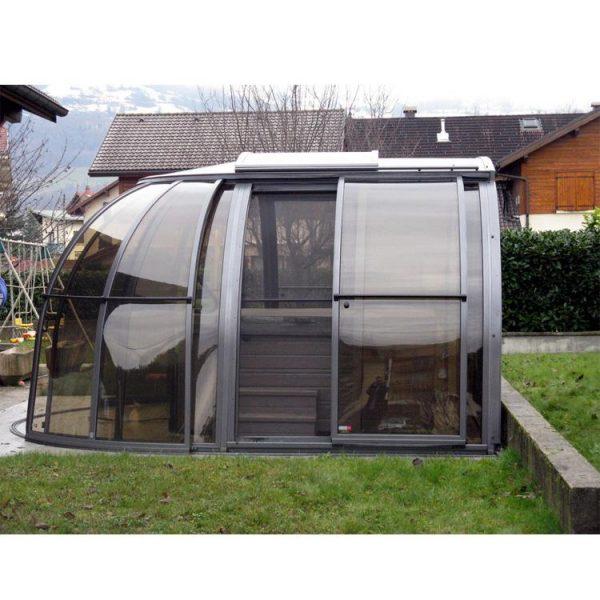 China WDMA aluminum patio enclosure Aluminum Sunroom