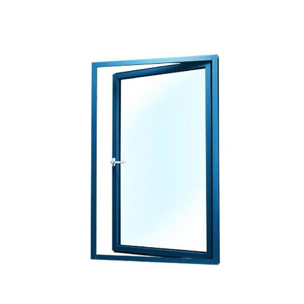 China WDMA wind out window Aluminum Casement Window