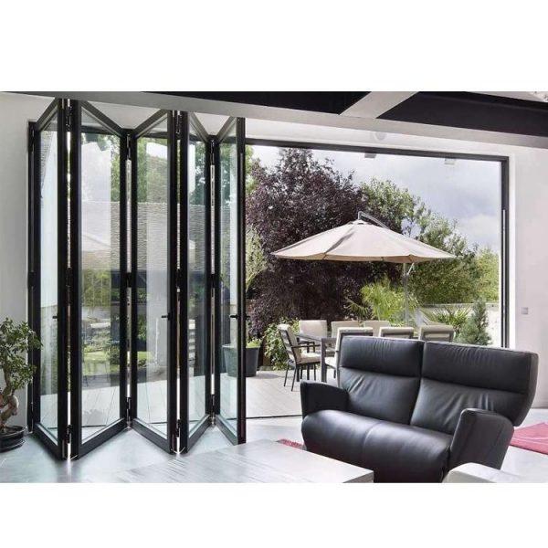 WDMA Exterior Folding Door