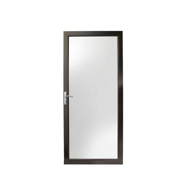 China WDMA Bullet Proof Glass Door