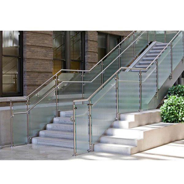 WDMA aluminium railing