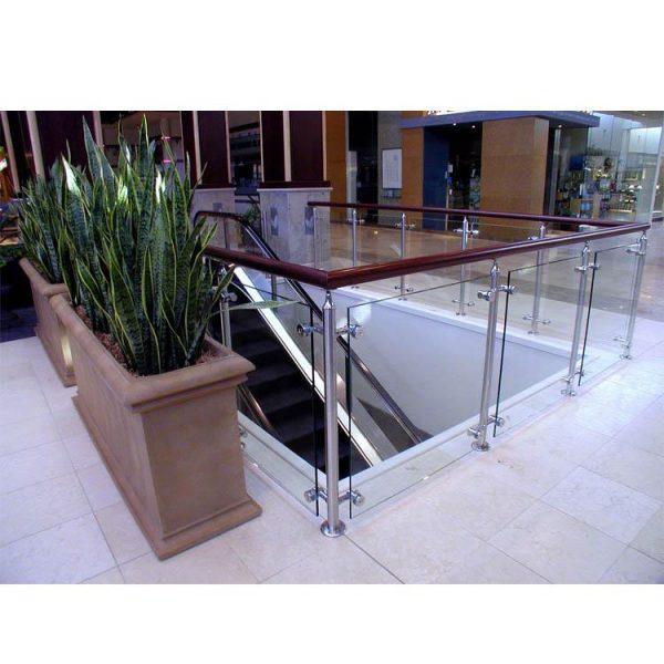 WDMA aluminium railing Balustrades Handrails