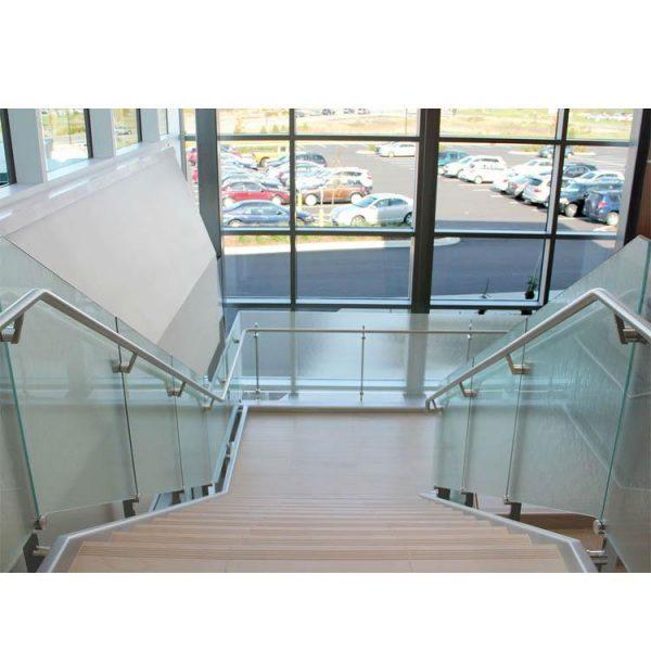 China WDMA aluminium railing