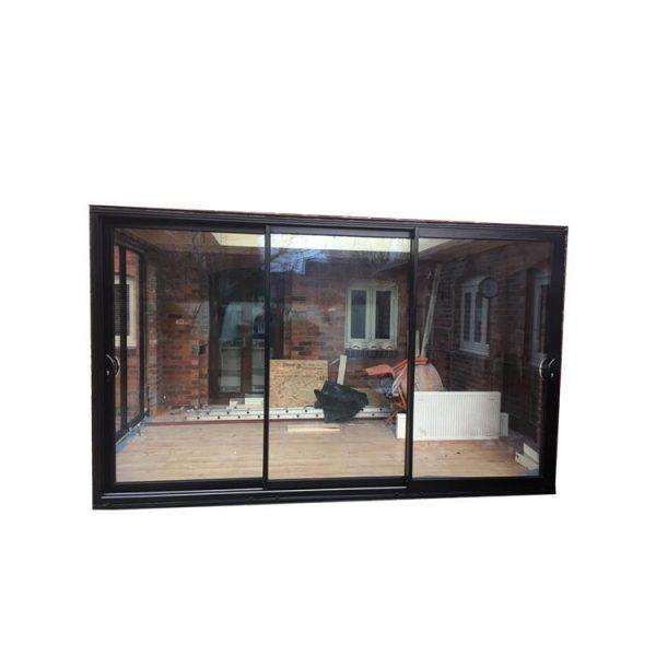 WDMA aluminium sliding door patio Aluminum Sliding Doors