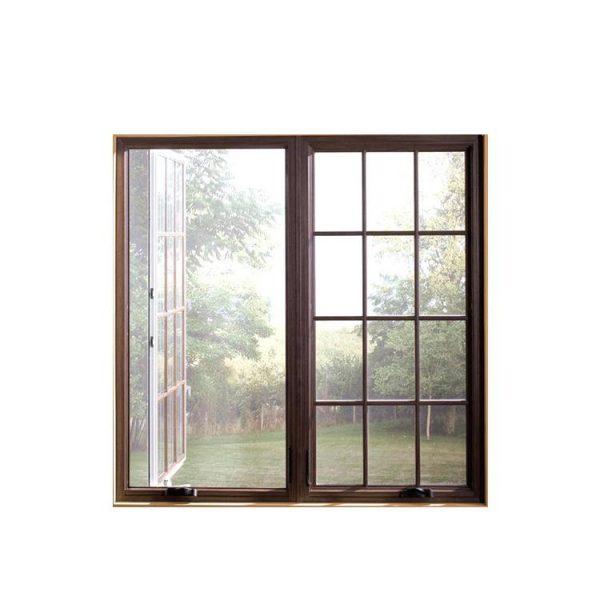 China WDMA Aluminium Window With Sub Frame