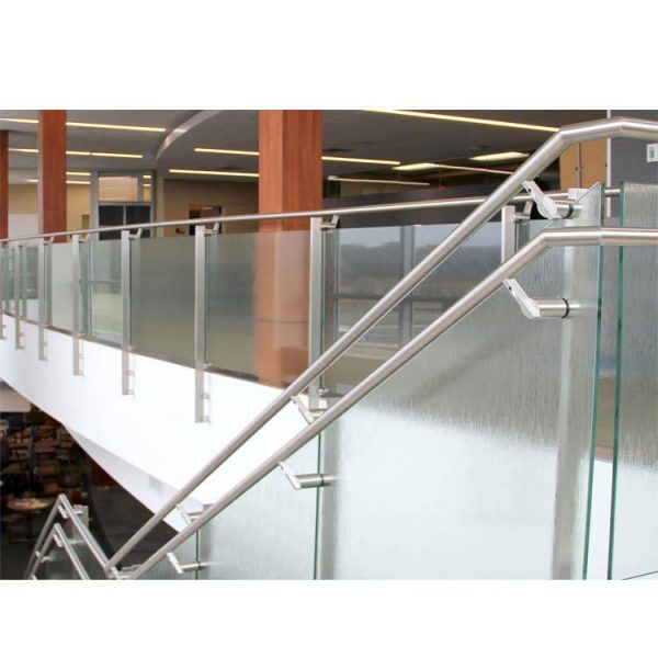 China WDMA Aluminium Cast Railing Baluster Balustrade Handrail Casting