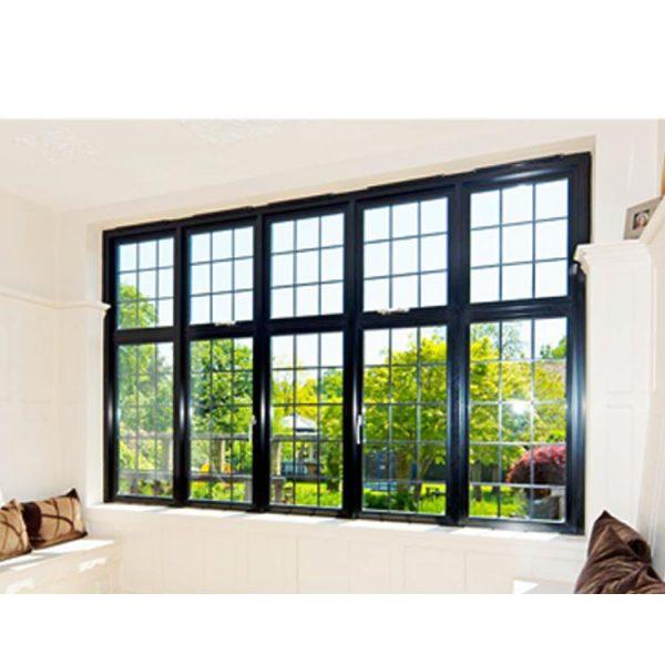 WDMA aluminium doors and windows Aluminum Casement Window