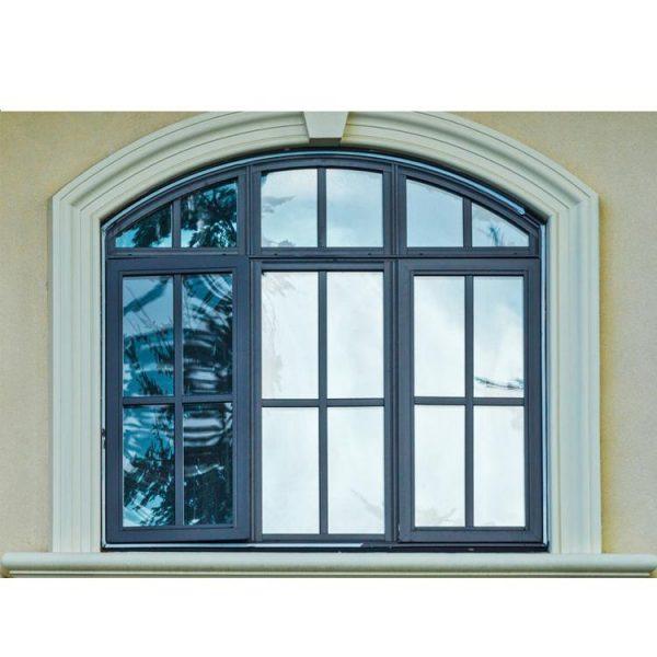 China WDMA aluminium doors and windows Aluminum Casement Window