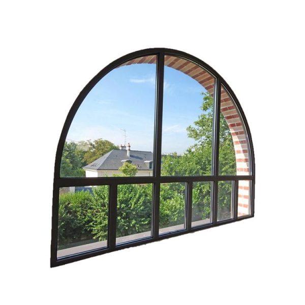 China WDMA L Shaped Window