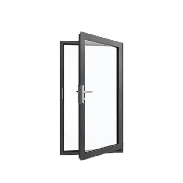 China WDMA Glass Iron Door