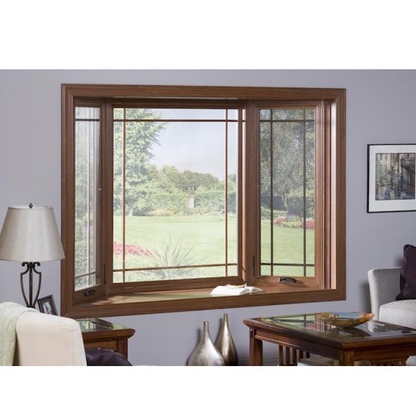 China WDMA Aluminum Alloy Corner Joint Double Glazed Window With Mosquito Screen Australia Standard As2047