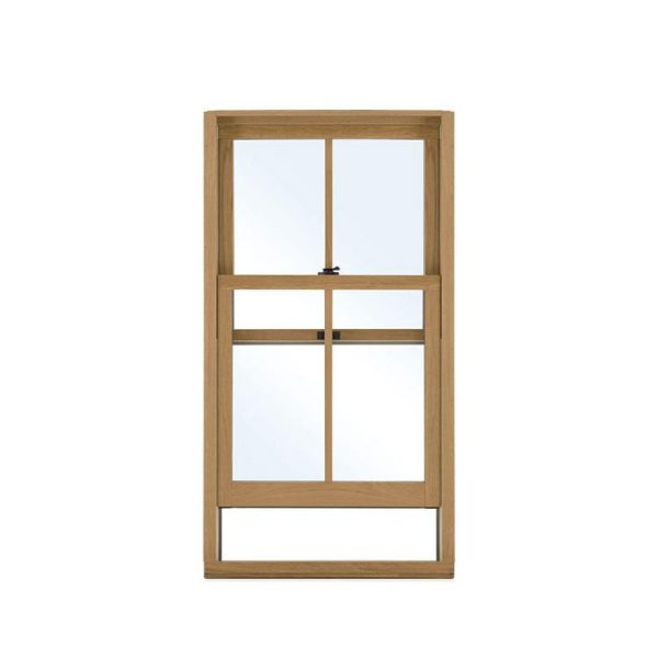 WDMA aluminum alloy window