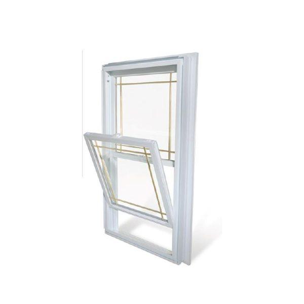 China WDMA Aluminum Alloy Double Hung Uganda Window And Door