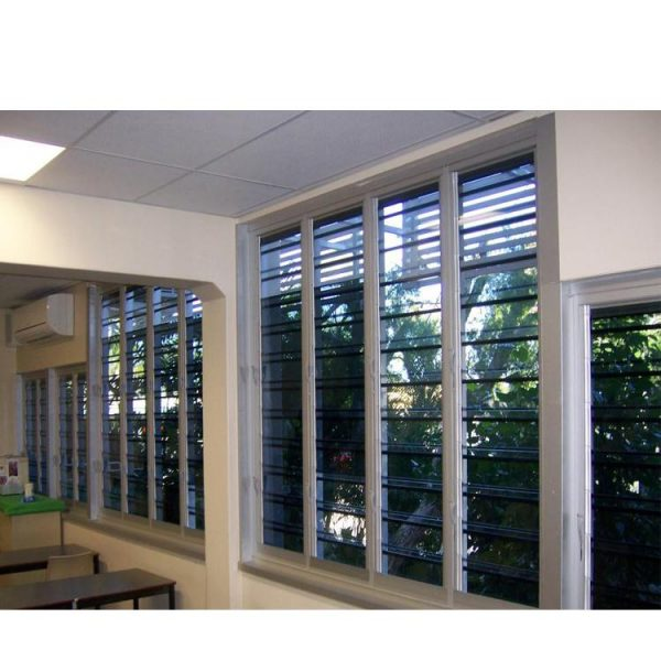 WDMA Aluminum Window Louver