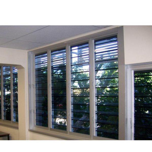 China WDMA Aluminum Window Louver