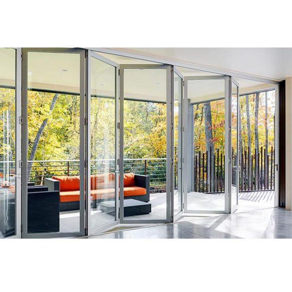 WDMA bi-folding door