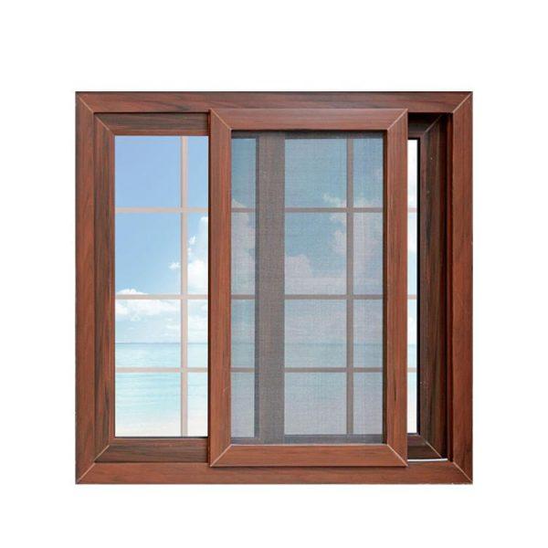 WDMA sliding window grill design