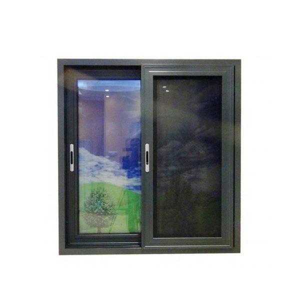 China WDMA Aluminum Framed Double Glazed sliding Window Grill Design