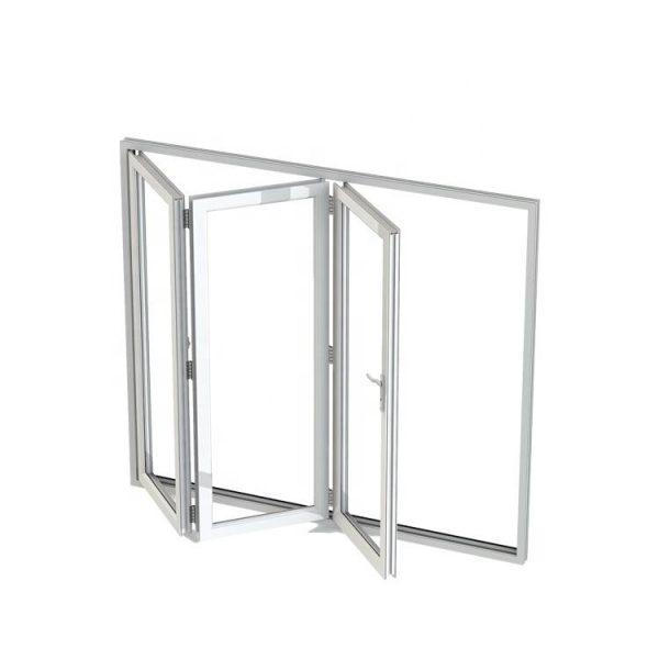 China WDMA Glass Folding Window