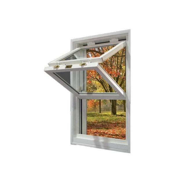 China WDMA Aluminum Profile Vertical Sliding Fold Up Windows And Door