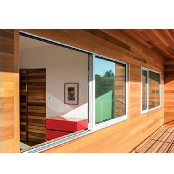 China WDMA aluminum doors and windows suppliers Aluminum Sliding Window