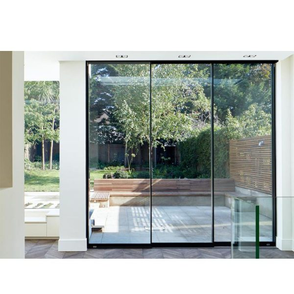WDMA Slimline Aluminium Doors