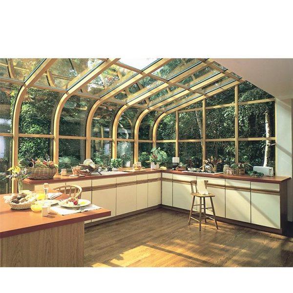 WDMA garden glass house