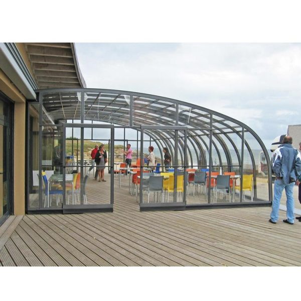 WDMA Swimming Pool Cover Glass