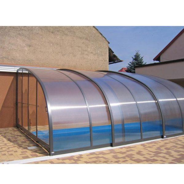 China WDMA Swimming Pool Cover Glass