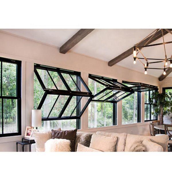 China WDMA Vertical Folding Window