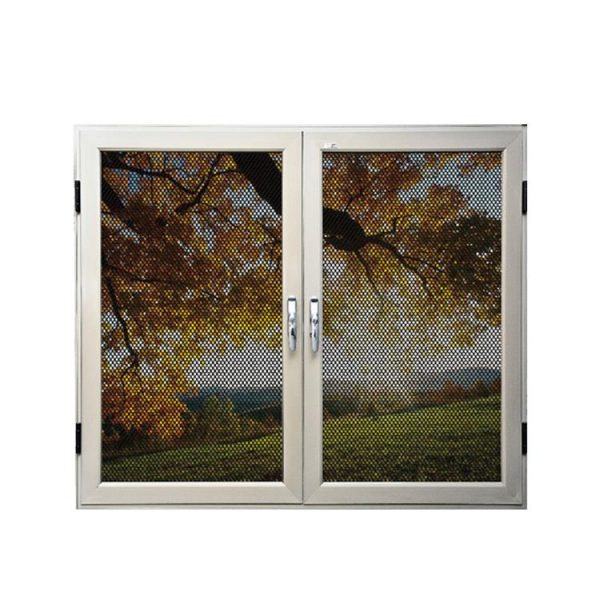 China WDMA aluminium fabrication window Aluminum Casement Window