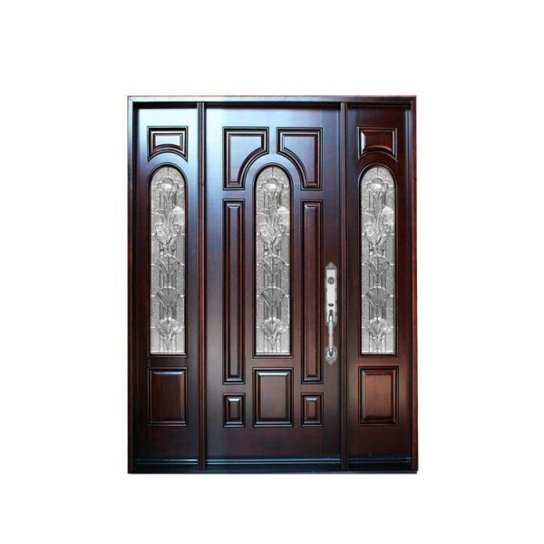 China WDMA solid main door
