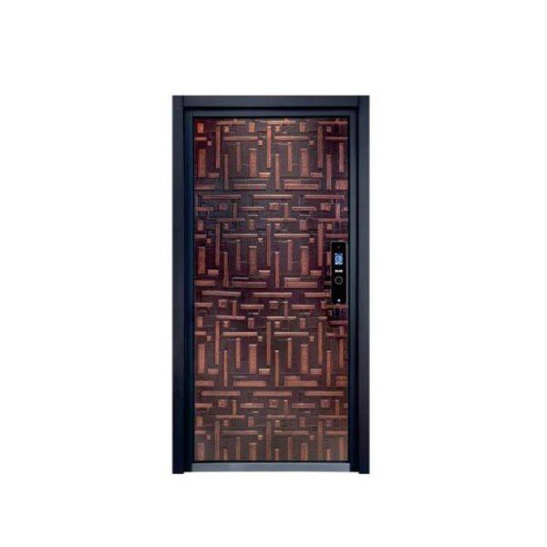 WDMA aluminium flush door