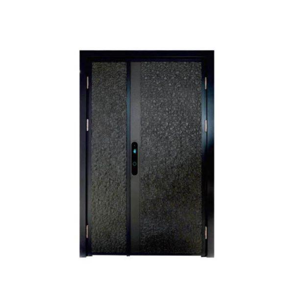China WDMA aluminium flush door