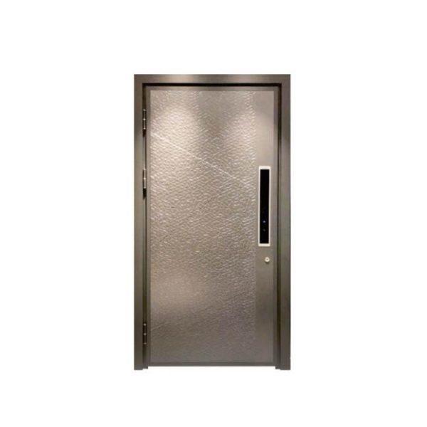 WDMA aluminium external door