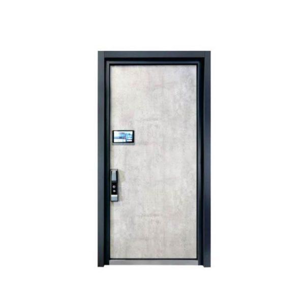WDMA aluminium external door Aluminum Casting Door