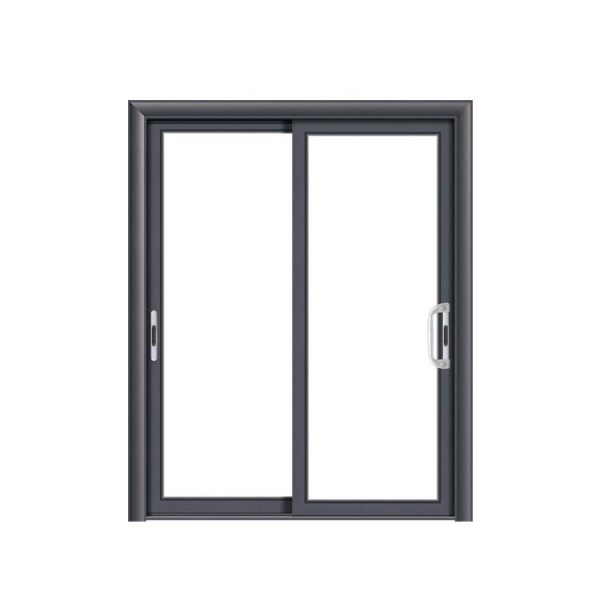 China WDMA As1288 Standard Aluminum Glass Triple Sliding Doors Screen