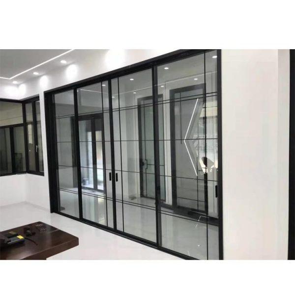 WDMA sliding doors system