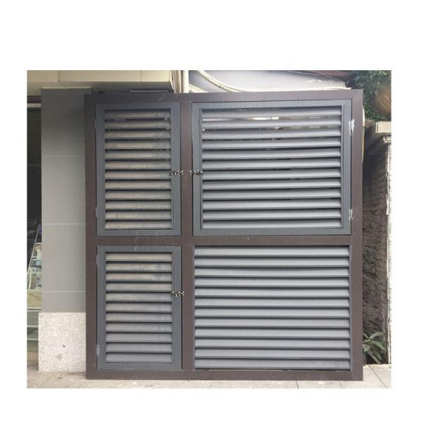 China WDMA Australia Standard Size Samples Of Finished Small Beveled Glass Louvre Shutter Staircase And Bathroom Double Glazed Vent Window