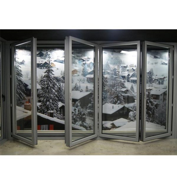 WDMA aluminium door