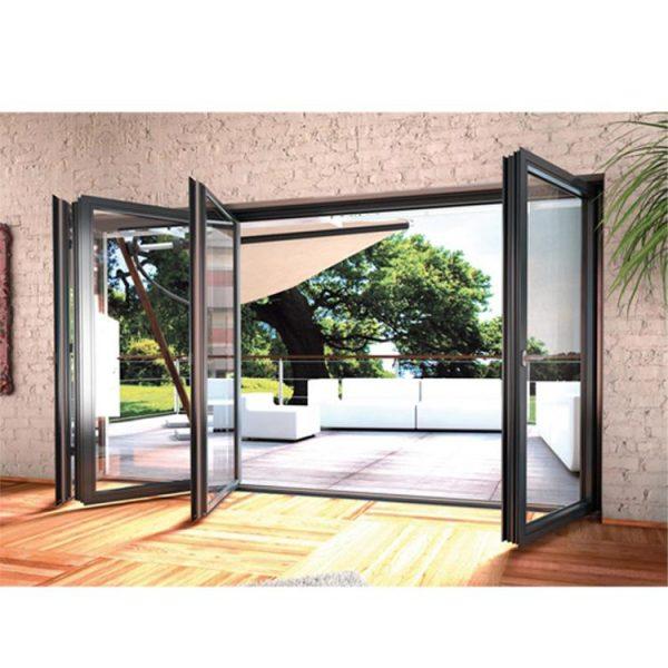 WDMA Balcony Grill Design Door