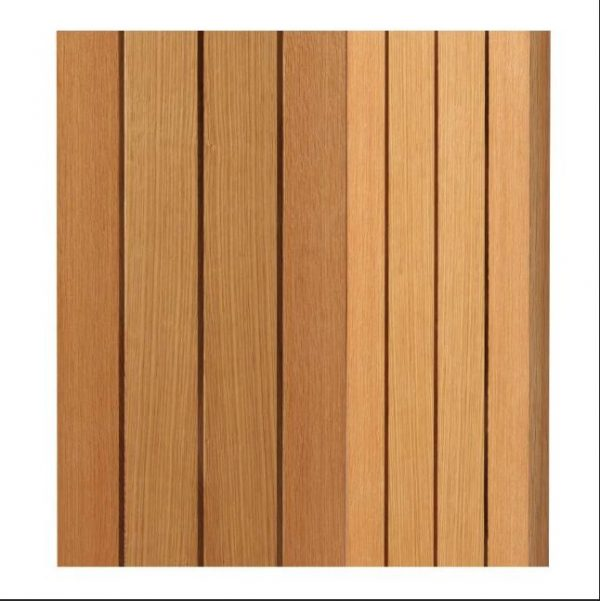 China WDMA Bi Fold Wood Door In Patio For Houses