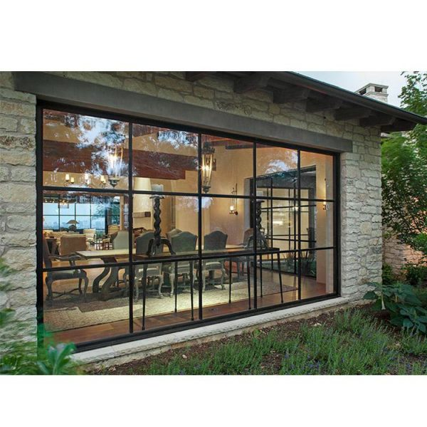 China WDMA Big Picture Window Panoramic Window Floor To Ceiling Window Cost