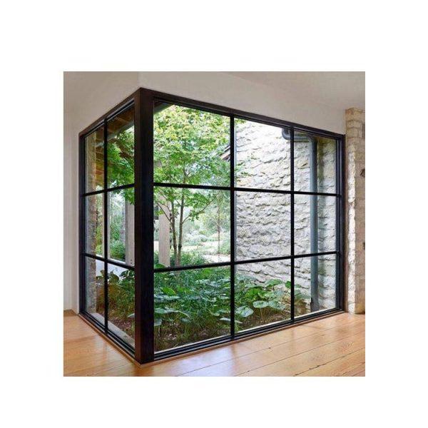 China WDMA Floor To Ceiling Window