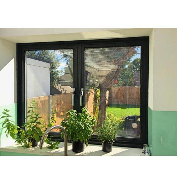 WDMA Aluminium Double Glazed Window